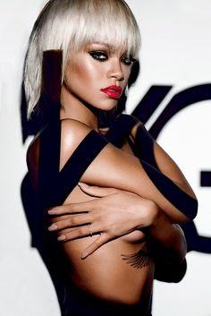 Rihanna for Viva Glam