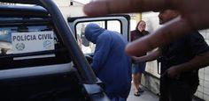 Galdinosaqua no Rio de Janeiro: Jovem é vitima de estupro coletivo em R de Albuque...