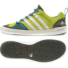 new style ce15a 4e1a5 Amazon.com   adidas Outdoor Men s Climacool Boat Lace Water Shoe   Water  Shoes
