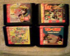 Sega Genesis Lot #3