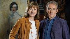 Journalist Fiona Bruce and art expert Philip Mould investigate mysteries behind paintings. Fiona Bruce, Antiques Roadshow, Bbc One, Tv Presenters, Book Tv, Art World, Movies And Tv Shows, Movie Tv, This Or That Questions