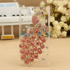 Buying cool and retro iphone 5 Cases Cool Iphone Cases, Iphone 4s, Ornament Wreath, Peacock, Bling, Crystals, Cool Stuff, Retro, Diamond
