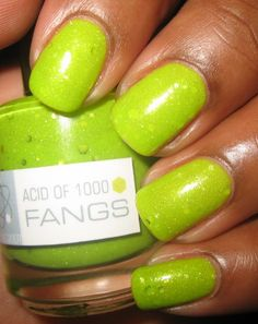 Acid of 1000 Fangs by Nerd Lacquer
