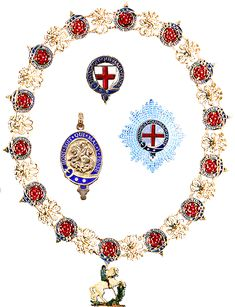 Order of the Garter Set