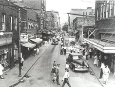 Downtown Logan, WV..my mom's home town :-)