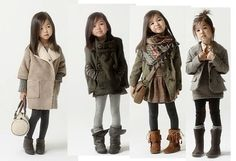 In the future this is how I'm going to dress my little girl for fall! ❤❤❤❤❤