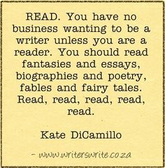 Quotable - Kate DiCamillo - Writers Write Creative Blog