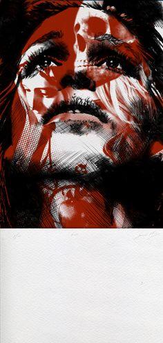 Illustration by Artist Spanish Artist Gabriel Moreno Gabriel, Photo Voyage, Photoshop, Spanish Artists, A Level Art, Imagines, Face Art, Belle Photo, Figurative Art