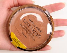 WetnWild Bikini Contest Bronzer - I have a couple of expensive bronzers and I keep picking this one. Love it 4 ever! Wet N Wild Cosmetics, Wet And Wild, Bikini Photos, Bronzer, Swatch, Make Up, Makeup Products, Bikinis, Budget