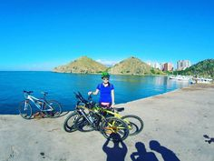 Recorre la Isla con @tour_bike_margarita -  De pampatar a la caracola  compartiendo y haciendo ruta Viendo nuestra hermosa Venezuela de #otroangulo y seguimos #haciendorutamtb  este carnaval no puedes perderte nuestro proyecto innovador  #otramaneradehacerturismo  contacto: 04248112688solowhatsp