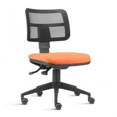 Cadeira Executiva Zip Tela Sem Braço http://mundialcadeiras.com.br/poltrona-zip-tela-sem-bra%C3%A7o