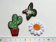"Strykemerkepakke ""fugl"" (6919) Enamel, Accessories, Cactus, Polish, Enamels, Vitreous Enamel, Frosting, Jewelry"