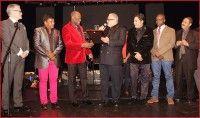 Dominicanos disfrutan del primer concierto navideño en Nueva York