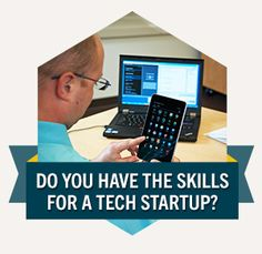 Do You Have the Skills to Work at Today's Tech Startups? - blog post via @Rasmussen College #tech #startups #technology