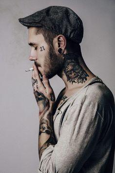 neck-tattoos-for-men