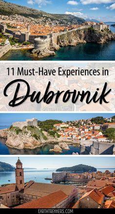 Dubrovnik, Croatia: