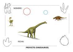 Proyecto completo dinosaurios. programación, fichas, recursos,pdf Dinosaurs, Amor, Frases, Dinosaurs Preschool, Dinosaur Activities, Early Childhood, Note Cards