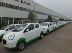 Kandi Technologies, Corp.