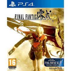 PS4 Final Fantasy Type-0 HD  Strijd als de Class Zero en maak gebruik van diverse wapens en magische spreuken  EUR 20.99  Meer informatie