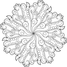 This is Cloud Nine a coloring page for you to print color and