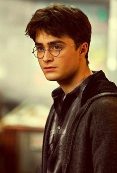 Day 5. Favorite male character? Harry James Potter. Harry is sarcastic, smart, brave, courageous, and gorgeous. Daniel Radcliffe is the perfect actor to portray Harry.