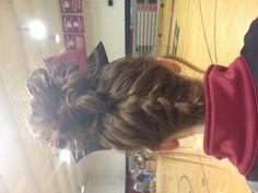 Game day hair