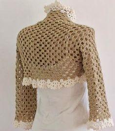 Outstanding Crochet: Crochet Shrug