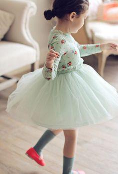 Amber Rosed Dress (2C)