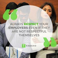 Always respect your employers even if they are not respectful themselves #Trabaho #OFW #Jordan #Kabayan #RespectYourBoss #BeRespectful #BetheBetterPerson