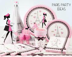PartyPail Paris Party Ideas & Supplies