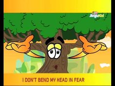 Moral stories for Kids - THE OAK TREE AND THE REEDS - Children Animated Stories