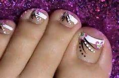 toe nail art designs - Bing Images