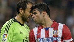 Atletico Madrid Kalahkan Real Madrid Di Santiago Bernabeu | BDbola.com