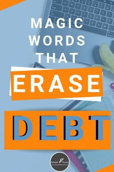Find out the secret phrase that can erase your debt and stop creditors from suing you in court. If you are looking to fix your credit, this will help! Fix Your Credit, Improve Your Credit Score, Interview, Paying Off Student Loans, Paying Off Credit Cards, Magic Words, Get Out Of Debt, Managing Your Money, Budgeting Finances