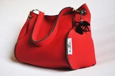 TRACOLLA BB SMAll in Red