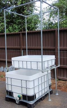 Learn how to build your own DIY, IBC-Tote aquaponics set up with this easy to follow guide.