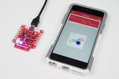 Get Started With Blynk - SparkFun Electronics Home Automation, Mp3 Player, Get Started, Raspberry, Phone, Telephone, Raspberries, Mobile Phones