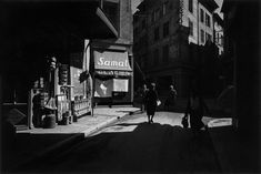 Harry Callahan's 'Aix-en-Provence', 1957-1958 Exhibition