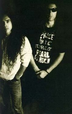 alice in chains- mike & sean, & sean's shirt!! ;))