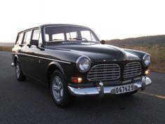 1967 Vintage Volvo P220..