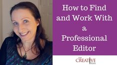 The different types of editing you might need, from developmental editing, to copy editing, line editing, and proofreading. Tips for how to find and work with the best editor for your book.