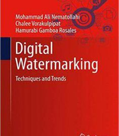 Digital Watermarking: Techniques And Trends PDF