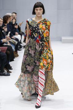 360-degree elegance at Gvasalia's Balenciaga debut
