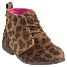 Ankle Bootie for little girl - so cute!!