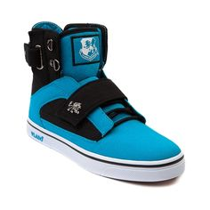 Shop for Womens Vlado Atlas II Athletic Shoe in Turquoise Black at Journeys Shoes. Shop today for the hottest brands in mens shoes and womens shoes at Journeys.com.An update on the popular Vlado high-top, the Atlas II features a canvas upper with classic quilt pattern stitching. Hook-and-loop straps and lace closure team for a customized, foot-forming fit, while a durable rubber outsole provides unstoppable tread.