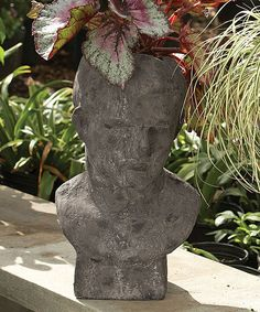 Stone-Finish Reproduction Greek Bust by Napa Home & Garden #zulily #zulilyfinds