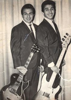 Lolly and Pat Vegas    before Redbone