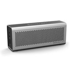 Braven 650 Portable Wireless Speaker - Silver Aluminium