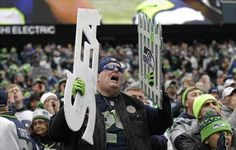 The art of noise in Seattle: Seahawks' 12th man helps create NFL's biggest home-field advantage - Daily News