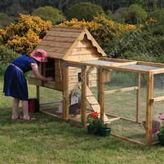 Molly Chicken Coop really like this one